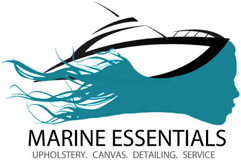Marine Essentials, LLC, logo